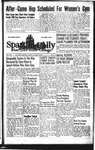 Spartan Daily, January 15, 1943 by San Jose State University, School of Journalism and Mass Communications