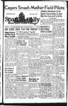 Spartan Daily, January 20, 1943 by San Jose State University, School of Journalism and Mass Communications