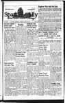Spartan Daily, January 21, 1943 by San Jose State University, School of Journalism and Mass Communications