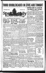 Spartan Daily, January 22, 1943 by San Jose State University, School of Journalism and Mass Communications