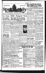 Spartan Daily, January 25, 1943 by San Jose State University, School of Journalism and Mass Communications