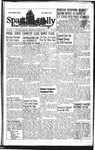 Spartan Daily, January 27, 1943 by San Jose State University, School of Journalism and Mass Communications