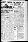 Spartan Daily, February 1, 1943 by San Jose State University, School of Journalism and Mass Communications