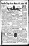 Spartan Daily, February 18, 1943 by San Jose State University, School of Journalism and Mass Communications