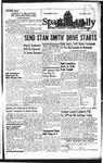 Spartan Daily, March 8, 1943 by San Jose State University, School of Journalism and Mass Communications