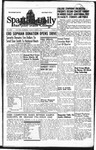 Spartan Daily, March 9, 1943 by San Jose State University, School of Journalism and Mass Communications