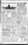 Spartan Daily, March 11, 1943 by San Jose State University, School of Journalism and Mass Communications