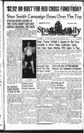 Spartan Daily, March 12, 1943 by San Jose State University, School of Journalism and Mass Communications