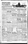 Spartan Daily, March 15, 1943 by San Jose State University, School of Journalism and Mass Communications