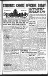 Spartan Daily, April 7, 1943 by San Jose State University, School of Journalism and Mass Communications