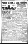 Spartan Daily, April 16, 1943 by San Jose State University, School of Journalism and Mass Communications