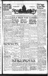 Spartan Daily, May 3, 1943 by San Jose State University, School of Journalism and Mass Communications