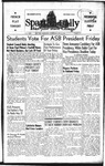 Spartan Daily, May 19, 1943 by San Jose State University, School of Journalism and Mass Communications