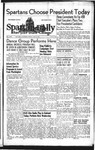 Spartan Daily, May 21, 1943 by San Jose State University, School of Journalism and Mass Communications