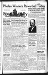 Spartan Daily, May 25, 1943 by San Jose State University, School of Journalism and Mass Communications
