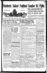 Spartan Daily, May 26, 1943 by San Jose State University, School of Journalism and Mass Communications
