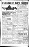 Spartan Daily, May 27, 1943 by San Jose State University, School of Journalism and Mass Communications