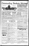 Spartan Daily, June 1, 1943 by San Jose State University, School of Journalism and Mass Communications