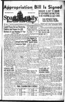 Spartan Daily, June 9, 1943 by San Jose State University, School of Journalism and Mass Communications
