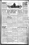 Spartan Daily, October 21, 1943 by San Jose State University, School of Journalism and Mass Communications