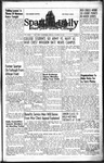 Spartan Daily, October 22, 1943 by San Jose State University, School of Journalism and Mass Communications