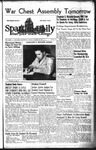 Spartan Daily, October 26, 1943 by San Jose State University, School of Journalism and Mass Communications