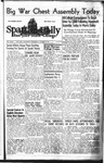 Spartan Daily, October 27, 1943 by San Jose State University, School of Journalism and Mass Communications