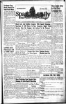 Spartan Daily, October 29, 1943 by San Jose State University, School of Journalism and Mass Communications