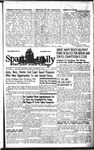 Spartan Daily, November 1, 1943 by San Jose State University, School of Journalism and Mass Communications
