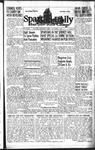 Spartan Daily, November 2, 1943 by San Jose State University, School of Journalism and Mass Communications