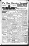 Spartan Daily, November 8, 1943 by San Jose State University, School of Journalism and Mass Communications