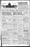 Spartan Daily, November 17, 1943 by San Jose State University, School of Journalism and Mass Communications