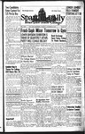 Spartan Daily, November 18, 1943 by San Jose State University, School of Journalism and Mass Communications