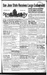 Spartan Daily, November 24, 1943 by San Jose State University, School of Journalism and Mass Communications