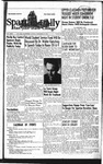 Spartan Daily, November 29, 1943 by San Jose State University, School of Journalism and Mass Communications