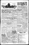 Spartan Daily, December 3, 1943 by San Jose State University, School of Journalism and Mass Communications