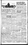 Spartan Daily, December 8, 1943 by San Jose State University, School of Journalism and Mass Communications