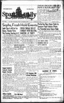 Spartan Daily, December 10, 1943 by San Jose State University, School of Journalism and Mass Communications