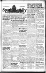 Spartan Daily, December 15, 1943 by San Jose State University, School of Journalism and Mass Communications