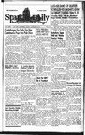 Spartan Daily, December 16, 1943 by San Jose State University, School of Journalism and Mass Communications
