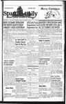 Spartan Daily, December 23, 1943 by San Jose State University, School of Journalism and Mass Communications