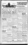 Spartan Daily, January 3, 1944 by San Jose State University, School of Journalism and Mass Communications