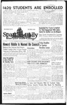 Spartan Daily, January 6, 1944 by San Jose State University, School of Journalism and Mass Communications