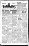 Spartan Daily, January 10, 1944 by San Jose State University, School of Journalism and Mass Communications