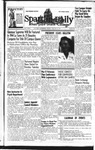 Spartan Daily, January 21, 1944 by San Jose State University, School of Journalism and Mass Communications