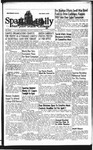 Spartan Daily, January 27, 1944 by San Jose State University, School of Journalism and Mass Communications
