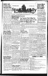Spartan Daily, January 28, 1944 by San Jose State University, School of Journalism and Mass Communications