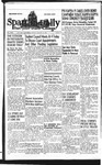 Spartan Daily, January 31, 1944 by San Jose State University, School of Journalism and Mass Communications