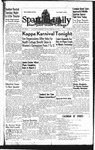Spartan Daily, February 11, 1944 by San Jose State University, School of Journalism and Mass Communications