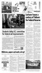 Spartan Daily (November 1, 2011)